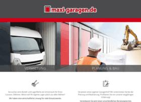 maxi-garagen.de