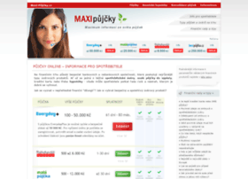 maxi-pujcky.cz