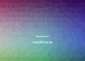 maxi24.co.za
