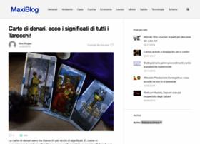 maxiblog.it