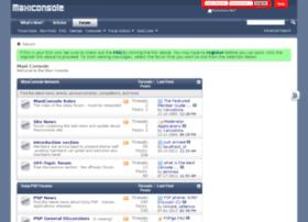 maxiconsole.com