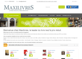 maxilivres.fr