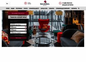maximahotels.ru