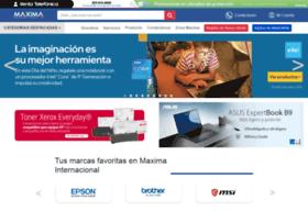 maximainternacional.com.pe