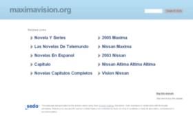 maximavision.org