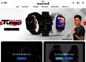 maximawatches.com