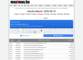 maximax.hu