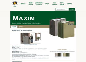 maximheat.com