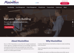 Maximillion.co.uk