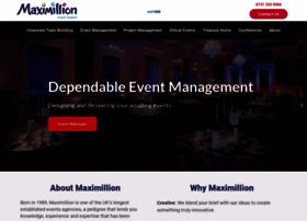 maximillion.co.uk
