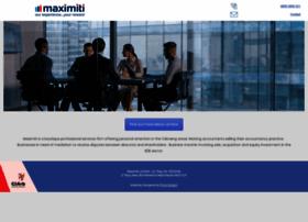 maximiti.co.uk
