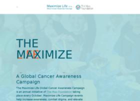 maximizelife.themaxfoundation.org