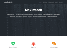 maximtech.com