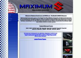 maximum-suzuki.com
