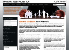 maximumassetprotection.com