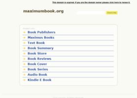 maximumbook.org