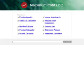 maximumprofits.biz