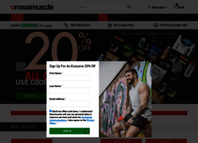 maximuscle.com