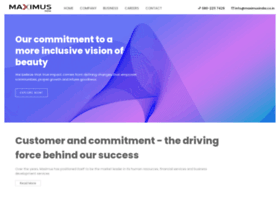 maximusindia.co.in