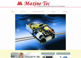maxinetec.com