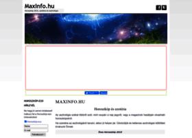 maxinfo.hu