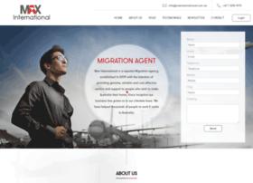 maxinternational.com.au