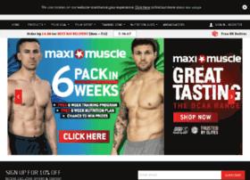 maxinutrition.co.uk