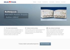 maxion.fi