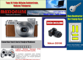 maxionline.net