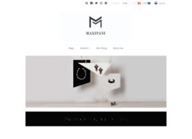 maxitani.com