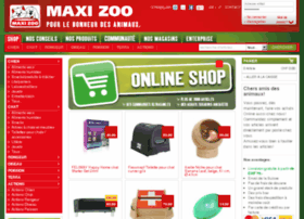 Accessoires animaux websites and posts on accessoires animaux for Prix poisson rouge maxi zoo