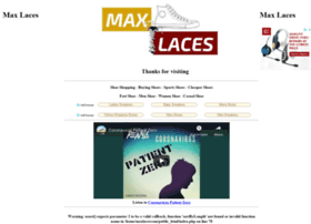 maxlaces.com.au