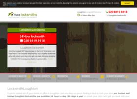 maxlocksmithloughton.co.uk