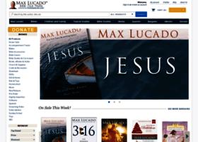 maxlucado.christianbook.com