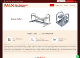 maxmachineries.com