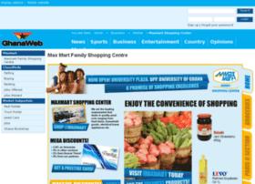 maxmart.ghanaweb.com