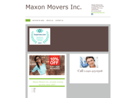 maxonmovers.com