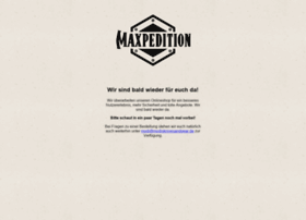 maxpedition.de