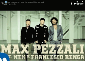 maxpezzali.it