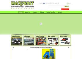 maxprintnz.com