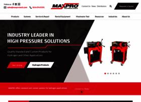 maxprotech.com