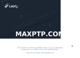 maxptp.com