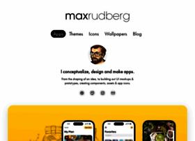 maxrudberg.com