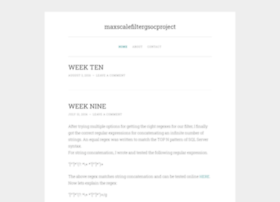 maxscalefiltergsocproject.wordpress.com