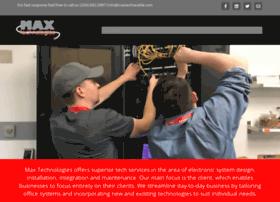 maxtechseattle.com