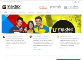 maxtex.com.my