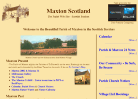 maxton.bordernet.co.uk