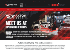 maxtondesign.co.uk