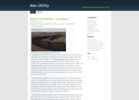 maxutility.wordpress.com