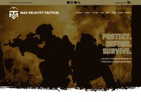 maxvelocitytactical.com